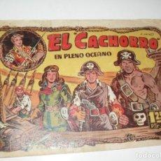 Tebeos: EL CACHORRO 97.ORIGINAL.EDITORIAL BRUGUERA,AÑO 1951.. Lote 287990163