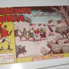 Tebeos: EL SARGENTO FURIA 21(DE 36).EDITORIAL BRUGUERA,AÑO 1962.. Lote 287991708