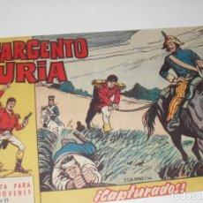 Tebeos: EL SARGENTO FURIA 11(DE 36).EDITORIAL BRUGUERA,AÑO 1962.. Lote 288004638