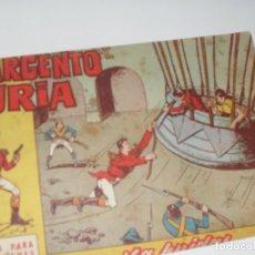 Tebeos: EL SARGENTO FURIA 5(DE 36).EDITORIAL BRUGUERA,AÑO 1962.. Lote 288005323