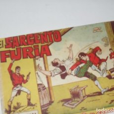 Tebeos: EL SARGENTO FURIA 4(DE 36).EDITORIAL BRUGUERA,AÑO 1962.. Lote 288005443