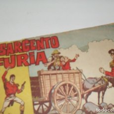 Tebeos: EL SARGENTO FURIA 3(DE 36).EDITORIAL BRUGUERA,AÑO 1962.. Lote 288005773