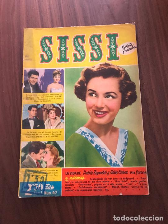 SISSI Nº 47, EDITORIAL BRUGUERA (Tebeos y Comics - Bruguera - Sissi)