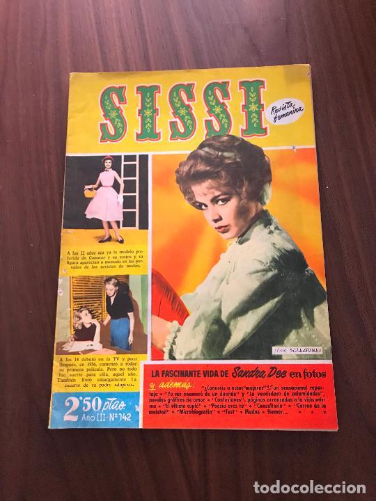 SISSI Nº 142, EDITORIAL BRUGUERA (Tebeos y Comics - Bruguera - Sissi)