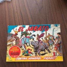 Tebeos: EL JABATO Nº 132, ORIGINAL, EDITORIAL BRUGUERA. Lote 288024283