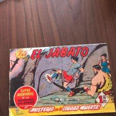 Tebeos: EL JABATO Nº 112, ORIGINAL, EDITORIAL BRUGUERA. Lote 288024383