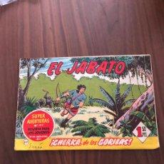 Tebeos: EL JABATO Nº 117, ORIGINAL, EDITORIAL BRUGUERA. Lote 288024428