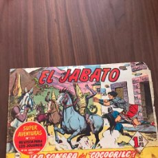 Tebeos: EL JABATO Nº 106, ORIGINAL, EDITORIAL BRUGUERA. Lote 288024483