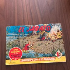 Tebeos: EL JABATO Nº 97, ORIGINAL, EDITORIAL BRUGUERA. Lote 288024593