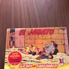 Tebeos: EL JABATO Nº 88, ORIGINAL, EDITORIAL BRUGUERA. Lote 288024773
