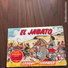 Tebeos: EL JABATO Nº 85, ORIGINAL, EDITORIAL BRUGUERA. Lote 288024873
