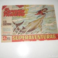 Tebeos: EL CAPITAN TRUENO 500.ORIGINAL.EDITORIAL BRUGUERA,AÑO 1956.. Lote 288146293