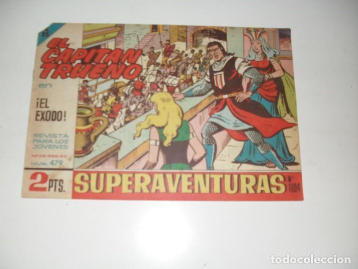 EL CAPITAN TRUENO 479.ORIGINAL.EDITORIAL BRUGUERA,AÑO 1956. (Tebeos y Comics - Bruguera - Capitán Trueno)