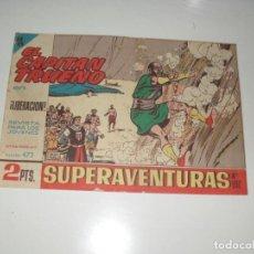 Tebeos: EL CAPITAN TRUENO 473.ORIGINAL.EDITORIAL BRUGUERA,AÑO 1956.. Lote 288146723