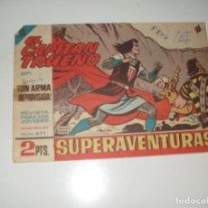 Tebeos: EL CAPITAN TRUENO 471.ORIGINAL.EDITORIAL BRUGUERA,AÑO 1956.. Lote 288147258
