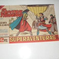 Tebeos: EL CAPITAN TRUENO 465.ORIGINAL.EDITORIAL BRUGUERA,AÑO 1956.. Lote 288147433