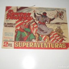 Tebeos: EL CAPITAN TRUENO 465.ORIGINAL.EDITORIAL BRUGUERA,AÑO 1956.. Lote 288147618