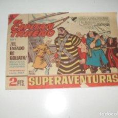 Tebeos: EL CAPITAN TRUENO 457.ORIGINAL.EDITORIAL BRUGUERA,AÑO 1956.. Lote 288148008