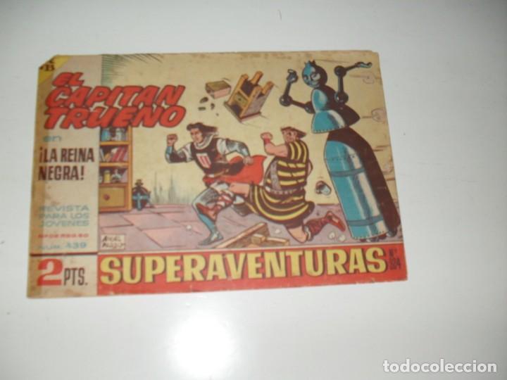 EL CAPITAN TRUENO 439.ORIGINAL.EDITORIAL BRUGUERA,AÑO 1956. (Tebeos y Comics - Bruguera - Capitán Trueno)