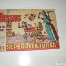 Tebeos: EL CAPITAN TRUENO 439.ORIGINAL.EDITORIAL BRUGUERA,AÑO 1956.. Lote 288148953