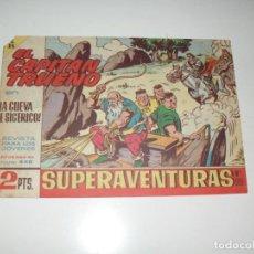 Tebeos: EL CAPITAN TRUENO 446.ORIGINAL.EDITORIAL BRUGUERA,AÑO 1956.. Lote 288149113