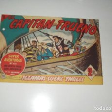 Tebeos: EL CAPITAN TRUENO 402.ORIGINAL.EDITORIAL BRUGUERA,AÑO 1956.. Lote 288149468