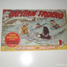 Tebeos: EL CAPITAN TRUENO 399.ORIGINAL.EDITORIAL BRUGUERA,AÑO 1956.. Lote 288149933