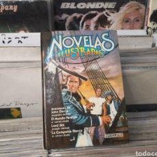 Tebeos: NOVELAS ILUSTRADAS 5, BRUGUERA. Lote 288153978
