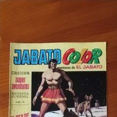 Tebeos: JABATO COLOR NÚMERO 6. Lote 288161088
