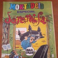 Tebeos: REVISTA MORTADELO ESPECIAL DO,RE,MI,FA 1981.. Lote 288169528