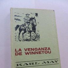 Tebeos: LA VENGANZA DE WINNETOU. MAY, KARL. COLECCIÓN 3 HISTORIAS SELECCIÓN BRUGUERA. Lote 288171583