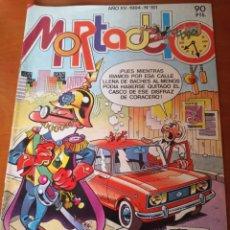 Tebeos: REVISTA MORTADELO Nº 181 . 1984.EDITORIAL BRUGUERA. Lote 288196318
