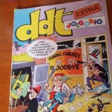 Tebeos: DDT EXTRA JOLGORIO . 1984 .EDITORIAL BRUGUERA .. Lote 288197508