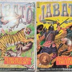 Tebeos: JABATO Nº 44 Y 54 EDICIONES B. Lote 288198543