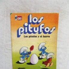 Tebeos: LOS PITUFOS - LOS PITUFOS Y EL HUEVO Nº 5 COLECCION OLE. Lote 288209583