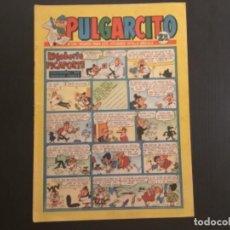 Tebeos: COMIC EDITORIAL BRUGUERA PULGARCITO NÚMERO 1618. Lote 288214253