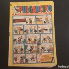 Tebeos: COMIC EDITORIAL BRUGUERA PULGARCITO NÚMERO 1708. Lote 288214523