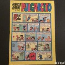 Tebeos: COMIC EDITORIAL BRUGUERA PULGARCITO NÚMERO 1992. Lote 288215048