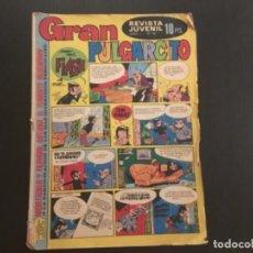 Tebeos: COMIC EDITORIAL BRUGUERA GRAN PULGARCITO NÚMERO 42. Lote 288215303