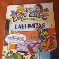 Tebeos: ESPECIAL ZIPI Y ZAPE LAGRIMITAS.1983 . EDITORIAL BRUGUERA. Lote 288217443