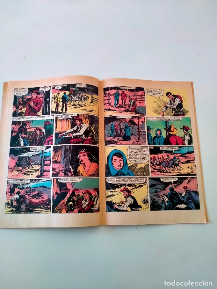 Tebeos: El Sheriff King número 12 Venganza Apache Editorial Bruguera Año 1975 2 Edición - Foto 5 - 288309758
