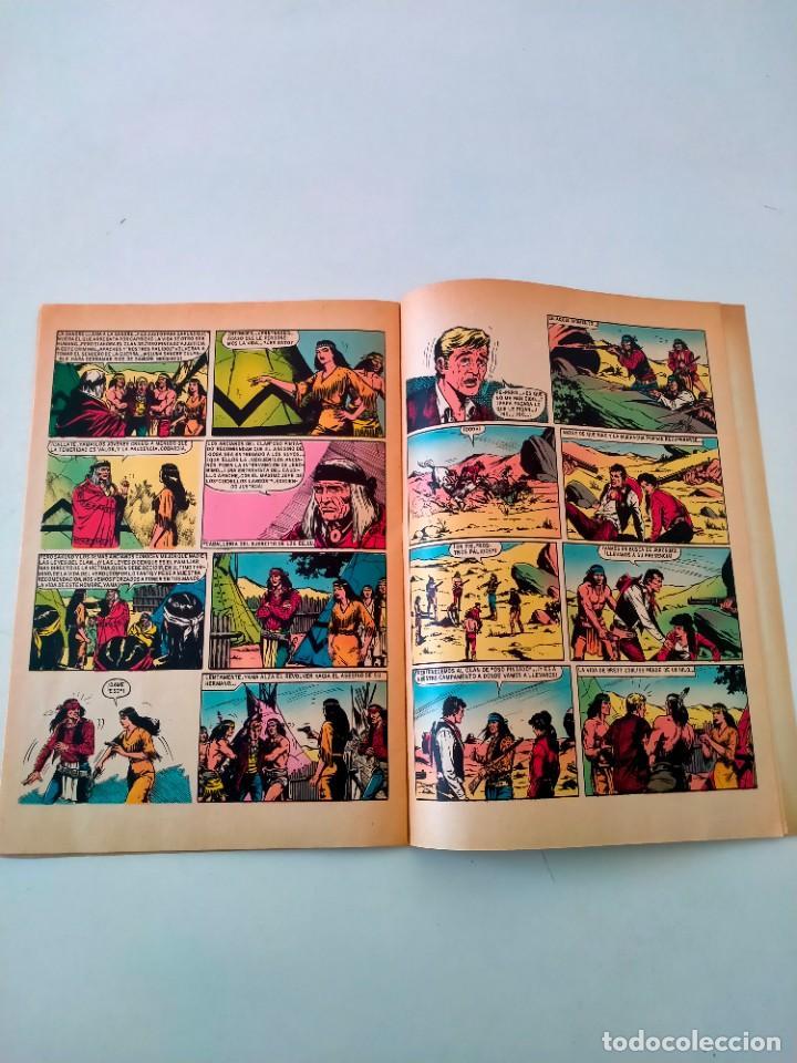 Tebeos: El Sheriff King número 12 Venganza Apache Editorial Bruguera Año 1975 2 Edición - Foto 6 - 288309758