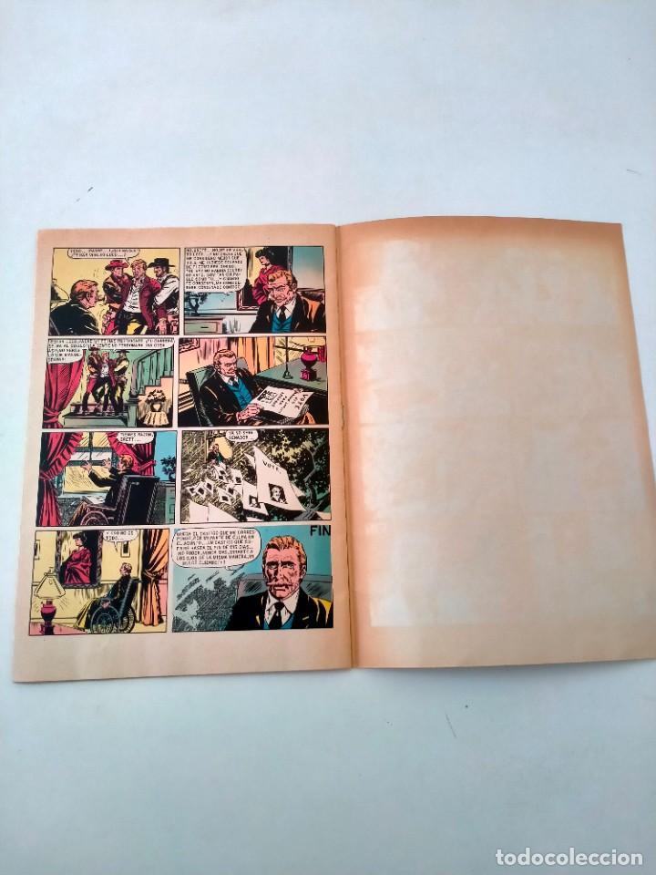 Tebeos: El Sheriff King número 12 Venganza Apache Editorial Bruguera Año 1975 2 Edición - Foto 7 - 288309758