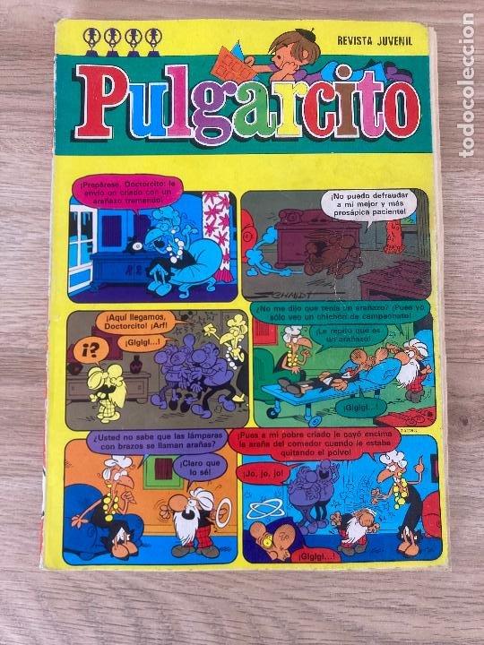 SELECCIONES DE PULGARCITO V 5. COMPLETO DEL 2589 AL 2596 INCLUIDOS. BRUGUERA DIFICIL (Tebeos y Comics - Bruguera - Pulgarcito)