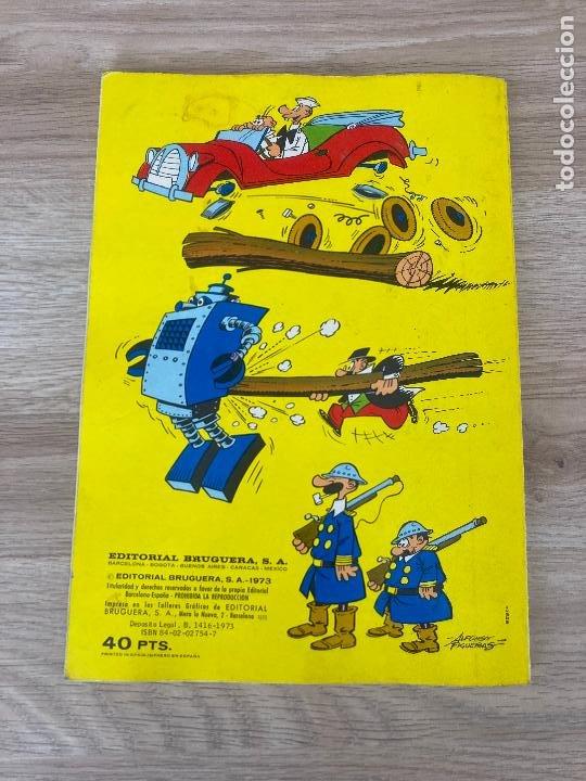 Tebeos: COLECCION OLE Nº 70. CINE LOCURAS, GUERRA LOCA. FIGUERAS. BRUGUERA 1ª EDICION 1973. EXCELENTE - Foto 3 - 288342378