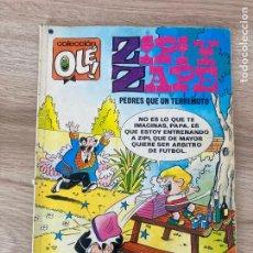 Tebeos: COLECCION OLE Nº 157. ZIPI Y ZAPE. PEORES QUE UN TERREMOTO. BRUGUERA 1ª EDICION 1978. Lote 288346328