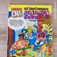 Tebeos: COLECCION OLE Nº 68. EL BOTONES SACARINO. BRUGUERA 3ª EDICION 1978. Lote 288346633