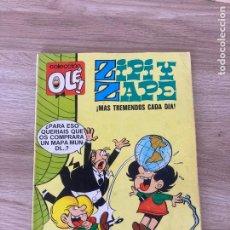 Tebeos: COLECCION OLE Nº 2. ZIPI Y ZAPE. BRUGUERA 2ª EDICION 1975. Lote 288347253