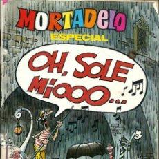 Tebeos: MORTADELO ESPECIAL Nº 137 - OH, SOLE MIOOO ... - BRUGUERA 1982 - OJO, VER DESCRIPCION. Lote 288358793