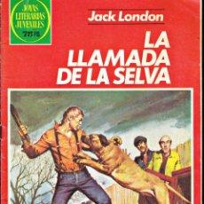 Tebeos: LA LLAMADA DE LA SELVA - JACK LONDON - BRUGUERA. Lote 288361978